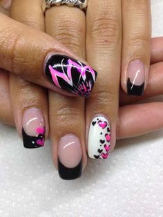 The most original and extraordinary became manicure metal decor with spectacular weaving became a bright decision of designers. You can repeat it at home. The specialty store buy a gold or silver sticker for nail and try to repeat the unusual design. Related Postsglass nail Art designs trends 2017fantastic nail designs for 2016cool nail art … … Continue reading →