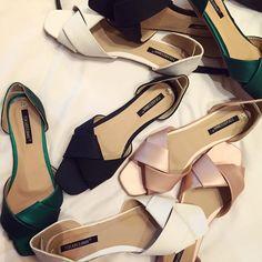 Европа и кросс ремень воздуха голова рыбы плоские сандалии полые плоские каблуке черные туфли зеленые летние сандалии большой ярдов - Taobao