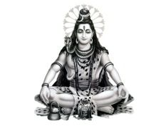 Shiva artwork tattoo
