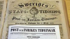 Los cinco periódicos más antiguos del mundo