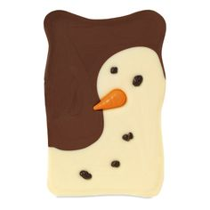 Frosty's Cocoa Meltdown from Hotel Chocolat Giant Chocolate, Dairy Free Chocolate, Chocolate Gifts, Christmas Chocolate, Christmas Candy, Christmas Gifts, Holiday, Melted Snowman, Truffles
