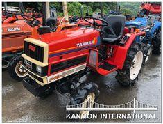 UsedJapaneseTractors.jp : YANMAR F16D 4WD Lawn Mower, Outdoor Power Equipment, Tractor, Lawn Edger, Grass Cutter, Garden Tools
