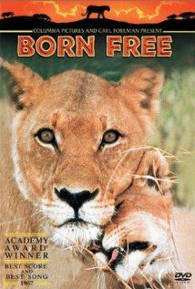film, virginia mckenna, born free, book, free 1966
