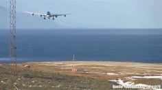 Besser kann man ein Flugzeug nicht notlanden - Video