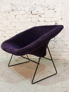 Joseph-André Motte, Michel Mortier and Pierre Guariche for ARP; 'Corb' Lounge Chair for Steiner, 1956.