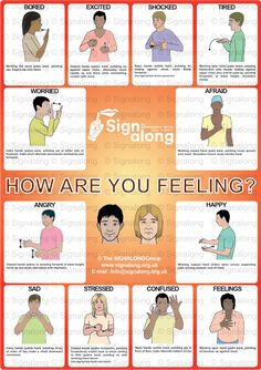 Signalong Signs for the park - Freebie Friday poster - not available to purchase. Sign Language Chart, Sign Language For Kids, Sign Language Phrases, Sign Language Alphabet, Learn Sign Language, British Sign Language, Makaton Signs, Confused Feelings, Asl Signs
