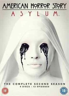 Evan #peters, jessica lange-american horror #story: #season 2 - asylum  dvd new,  View more on the LINK: 	http://www.zeppy.io/product/gb/2/282245094848/
