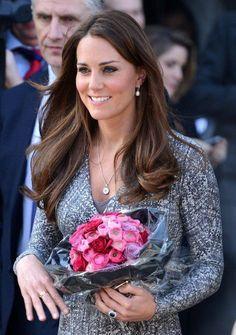 "Catherine Duchess  of Cambridge. ""Beauty always complements Grace."" - Deodatta V. Shenai-Khatkhate"