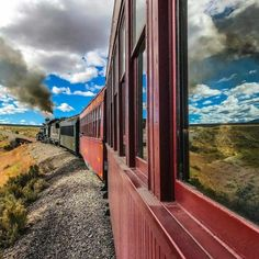 Cumbres & Toltec Scenic Railway Is Best Scenic Train Ride In New Mexico New Mexico Road Trip, Travel New Mexico, New Mexico Usa, Carlsbad New Mexico, Scenic Train Rides, Mexico Culture, Mexico Resorts, Tennessee Vacation, Land Of Enchantment