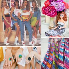 Have a Totally Awesome '90s Bachelorette Bash! http://www.tressugar.com/90s-Party-Ideas-22313197
