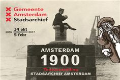 A'dam van 1900: speurtocht