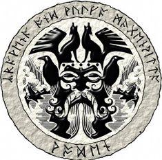 Woden -  Anglo-Saxon pagan deity