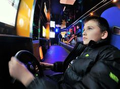 Looking for a fun and easy #birthday party idea for you son or daughter? Steel City Gamerz Mobile Game Truck brings gaming excitement to your front door!  #pittsburghgametruck #pittsburghgameparty