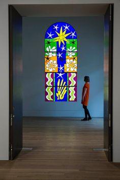 Henri Matisse Cut-outs Tate Modern London Art Lessons, Art Painting, Fine Art, Painting, Henri Matisse, Window Art, Art, Matisse Cutouts, Glass Art