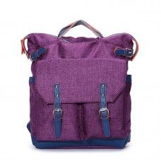 17 laptop small messenger backpack