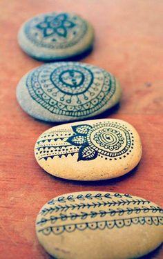 Stone Art!