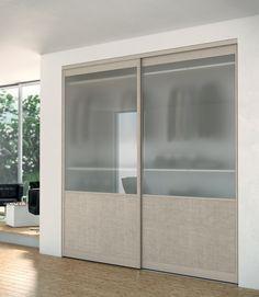 Dressing porte placard sogal mod le de portes de for Sogal portes coulissantes