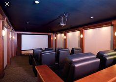 Theater room!!