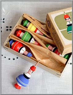 Christmas Shop: Vintage Erzgebirge Wood Toys, Made in East Germany - D. Blumchen