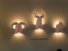 Origami Hunters! by due amigos