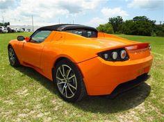 7 Pre Owned Tesla Roadster For Sale Ideas Tesla Roadster Roadsters Tesla