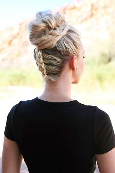 45 easy but modish hairstyles for thin hair 21 shorthairstyles 24 easy summer hairstyles to do yourself our collection of easy summer hairstyles will help you solutioingenieria Images