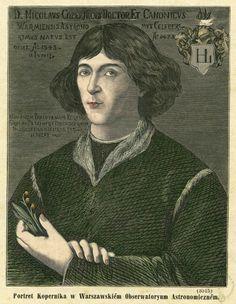 Un día 19 de Febrero nació Nicolás Copérnico. | Matemolivares
