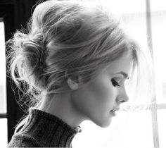 10 trend setting wedding hairstyles for2013 - Girly Wedding - '60s-style French twist