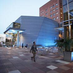 Frank Gehry was selected to design campus expansion for the Colburn School in downtown Los Angeles.