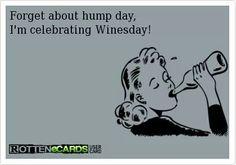 Winesday!