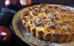 Blonditiinan sipulipiirakka/Delicious onion pie, Kotiliesi.fi