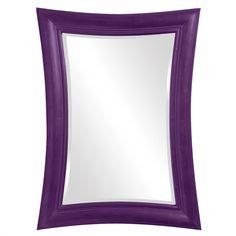 Fairmont Royal Purple Mirror