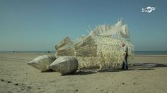 Directed and Produced by Salazar for Red Bull Media House    To learn more about Theo and his beasts   www.strandbeest.com    Music: Edo Van Breemen     www.salazarfilm.com  www.redbullmediahouse.com