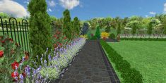 Amenajare gradina – FanPlant Sidewalk, Projects, Log Projects, Blue Prints, Side Walkway, Walkway, Walkways, Pavement