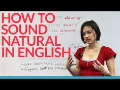 Sound like a native speaker: the BEST pronunciation advice - YouTube