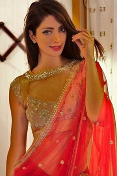 Exclusive range of #Saree Blouse collections from French Curve...For more visit: http://creativelycarvedlife.blogspot.in/