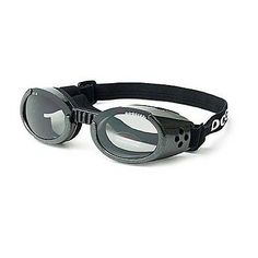 Sunglasses and Goggles 116376: Doggles Ils Black Dog Glasses Medium Pet Comfort New -> BUY IT NOW ONLY: $30.69 on eBay!