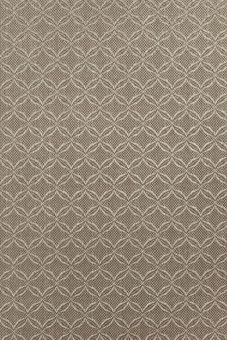 Sisal with pattern