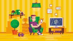 Script / Storyboard / Creative Direction: Wonderlust Illustration - Dmitry Stolz Animation:Vladimir Marchukov Sound Design:Daruma Audio