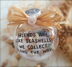 Nautical Ornament Beach Decor by SimplySeasonals on Etsy, $12.00