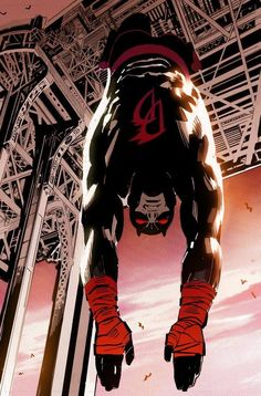 Daredevil by Ron Garney