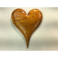 Yellow wood wall Heart special Mothers Day gift wood carvings art ($132) ❤ liked on Polyvore featuring home, home decor and wall art