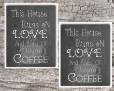 Family Room Decor Family Print Home Decoration by Raising3Cains, $3.00 DOWNLOAD coffee print FAMILY LOVE print home decor house decoration chalkboard print photo picture cheap home decor