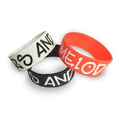 Bars and Melody — New BAM Wristband
