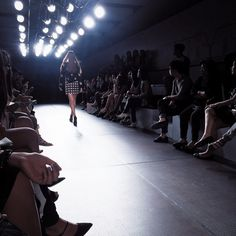 BLANC / SPACE: Carven for Plaza Indonesia Fashion Week S/S 2015