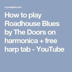 Smokestack Lightning with Harmonica Tab - YouTube
