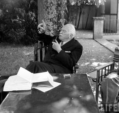 jung,expounding on the mythic self, perhaps-- you have to talk to your inner Child and pose questions, as if in an interview...