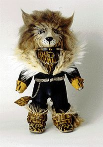 Broadway Bear of the Day: Rum-Tum-Tugger from Cats - Playbill.com