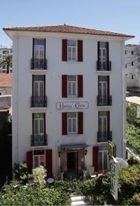 Hotel Cecil. Monaco