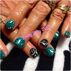 #prettykittynails #nailart #nails